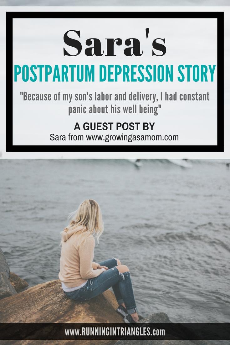 Sara's Postpartum Depression Story: Premature Birth