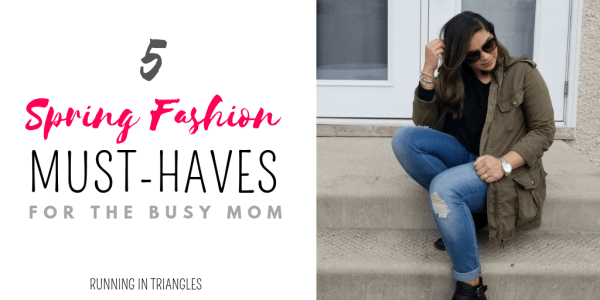 5 Spring Fashion Must-Haves for Busy Moms