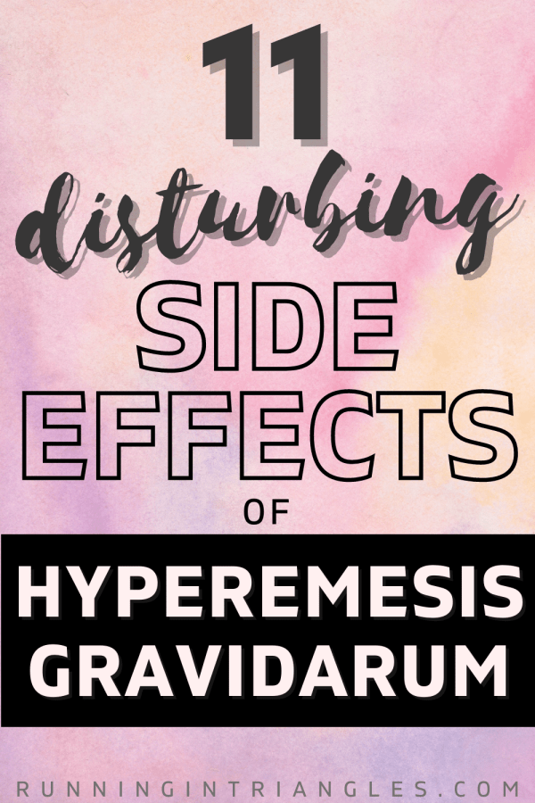 side effects of HG