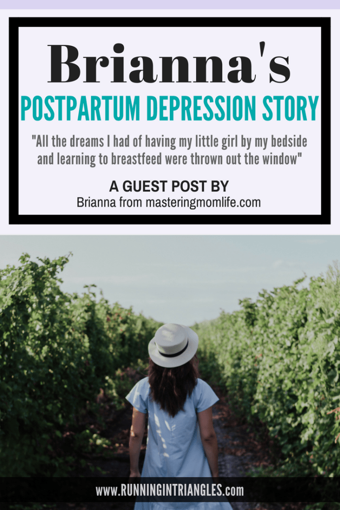 Postpartum Depression and the inability to bond with baby