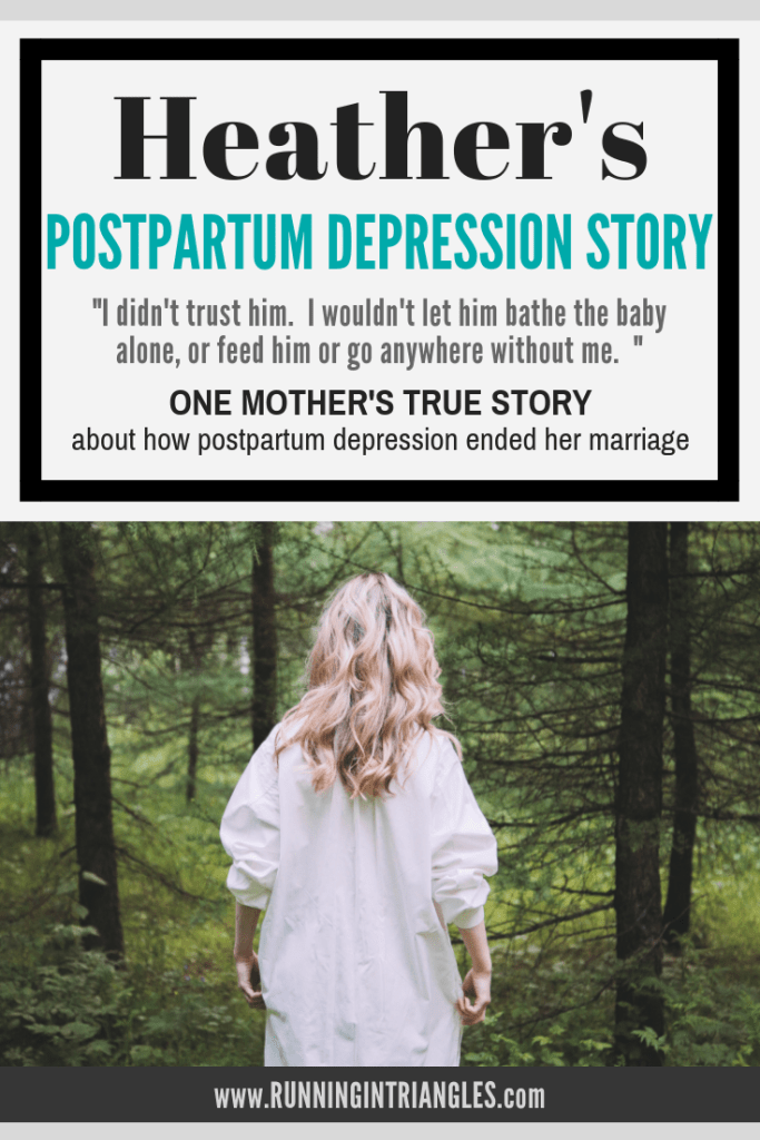 Postpartum Depression and Divorce