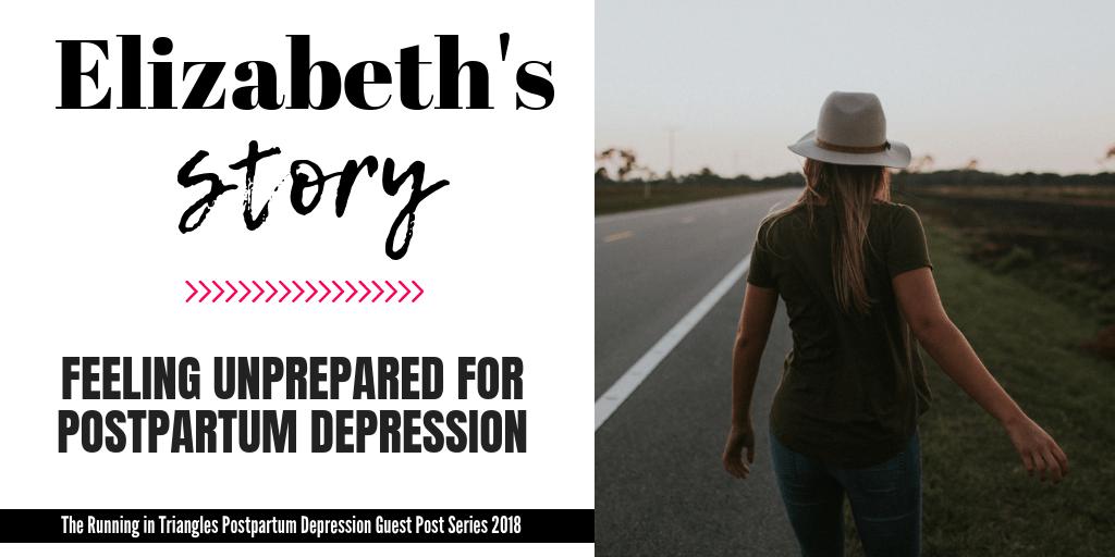 Elizabeth's Postpartum Depression Story.
