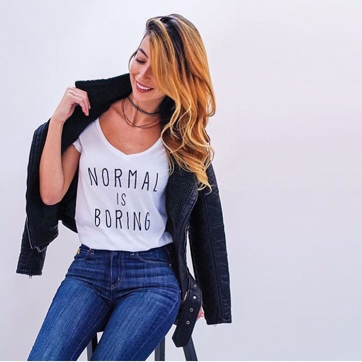 Shine the Light On - Normal is Boring