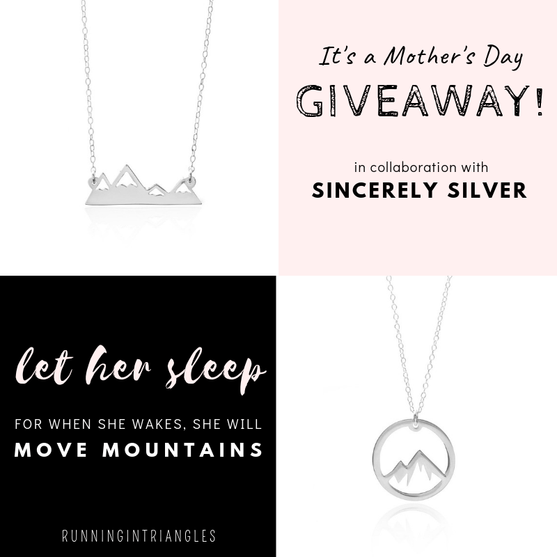 Mother's Day Contest Featuring Sincerely Silver