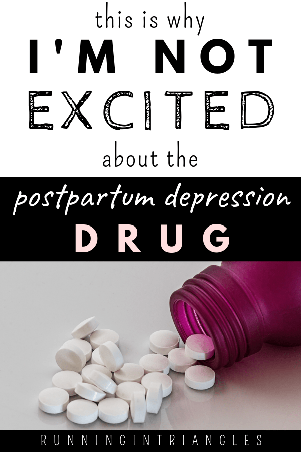 The Postpartum Depression Drug | Brexanolone (Zulresso)