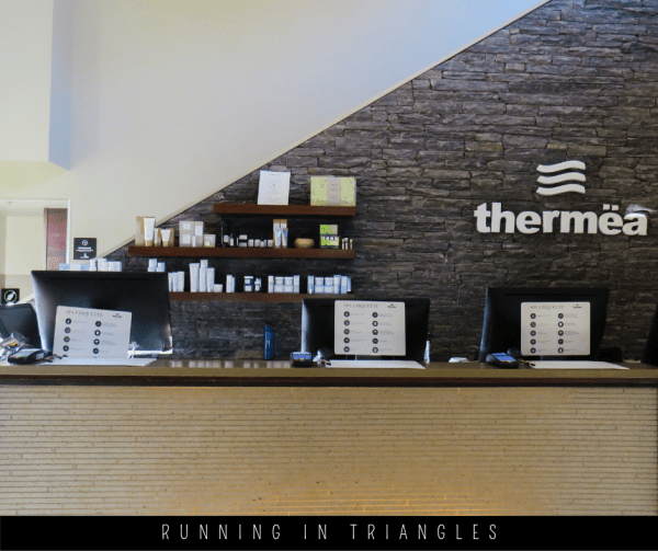 Thermea Front Desk
