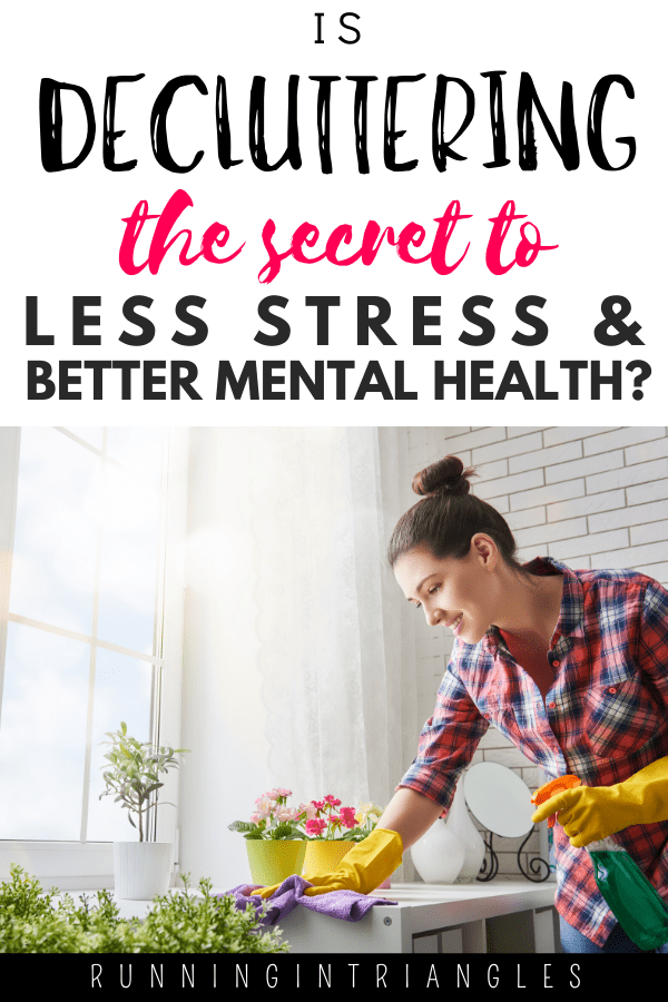 Is Decluttering the Secret to Less Stress and Better Mental Health?