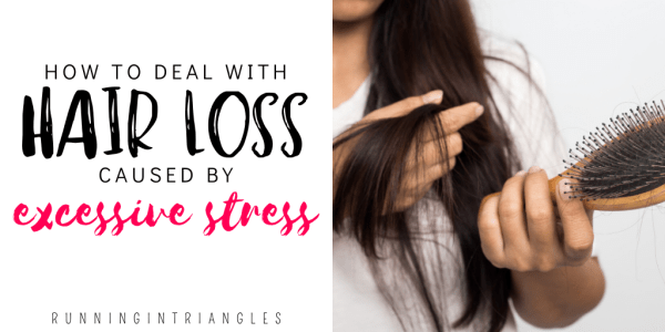How to Deal with Hair Loss Caused by Excessive Stress
