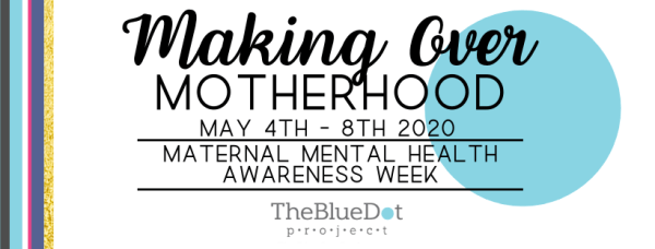 May is Maternal Mental Health Month