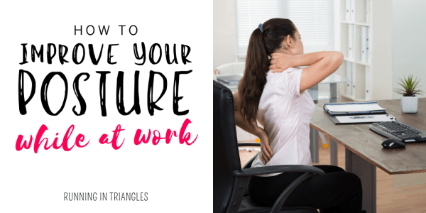 How to Improve Posture at Work