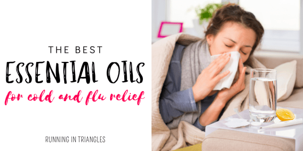The Best Essential Oils for Cold and Flu Relief
