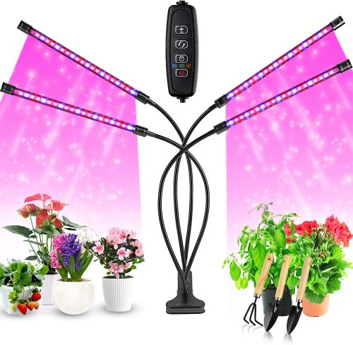 Full Spectrum Grow Lights on Stand