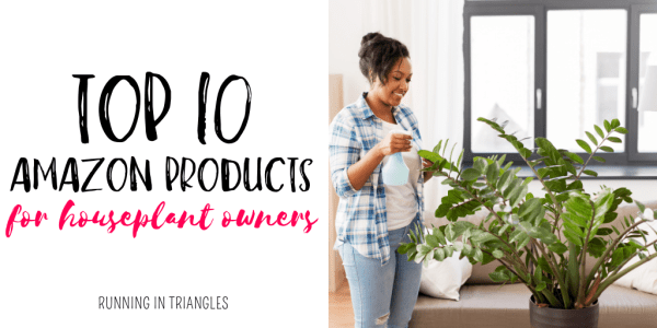 Top 10 Amazon Products for Houseplant Owners