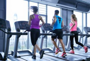 Image result for treadmill running pic