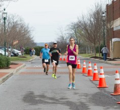 Stride at the Streets 5K- 3/16