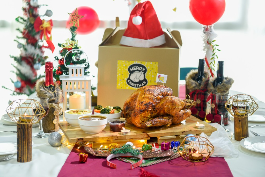 runningmen catering christmas 2020 turkey
