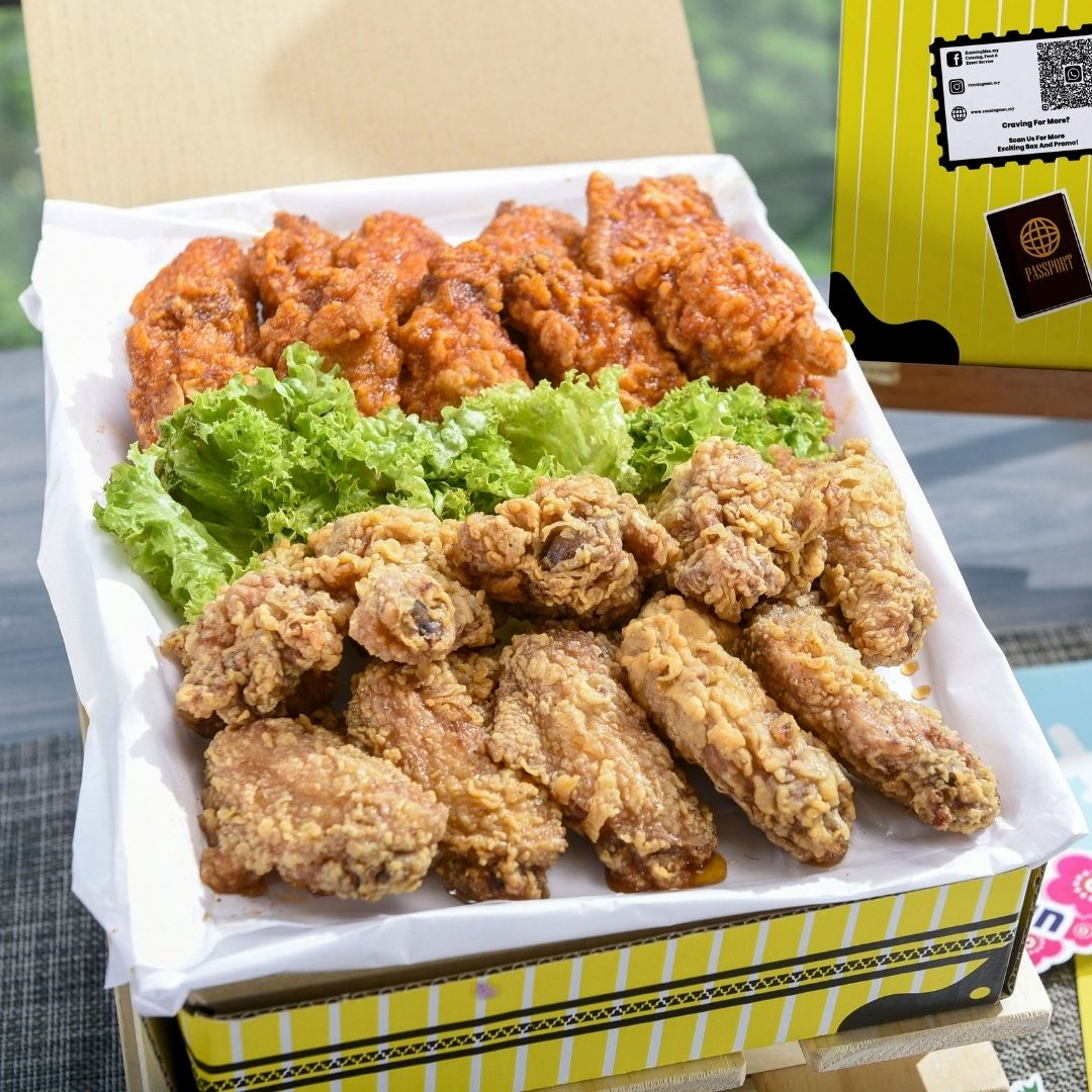 foodie box Small Korean Chicken Box A