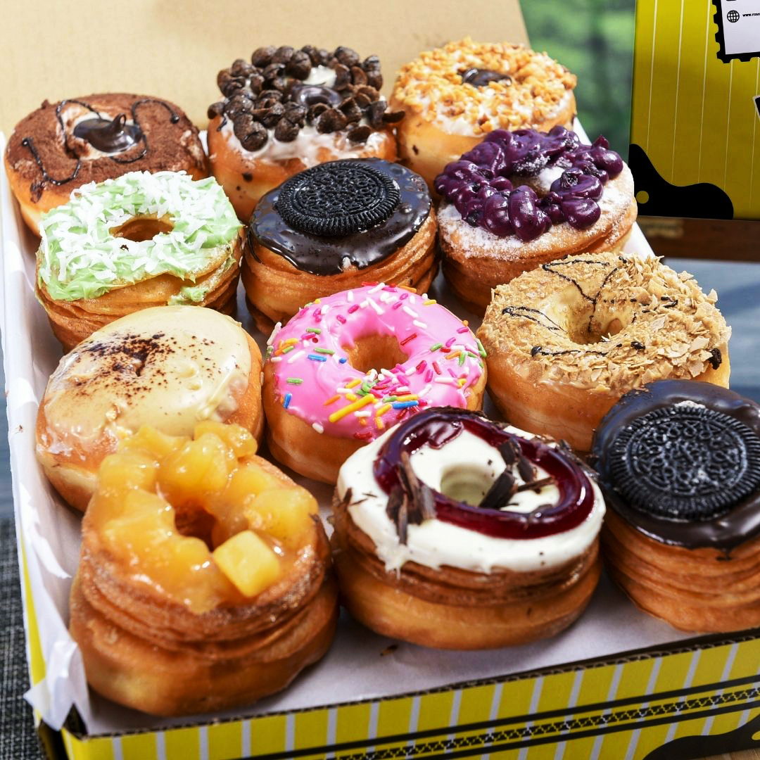 foodie box assorted donut