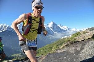 Bergauf zum Faulhorn