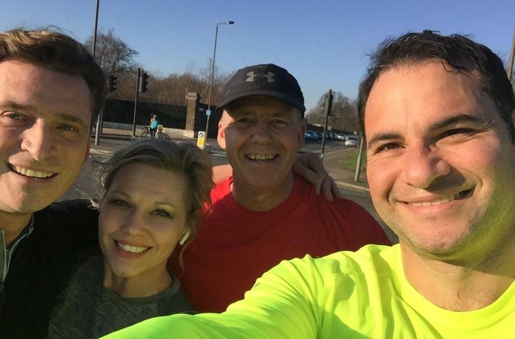 Sunday run – 20 January 2019
