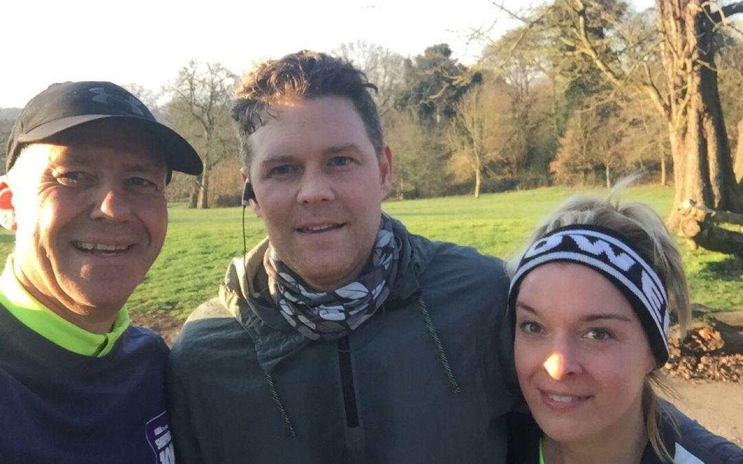 Marathon Training Week 8: 10k easy
