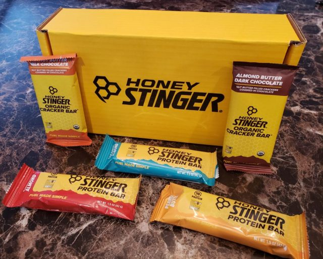 Honey Stinger Protein and Snack Bars for Marathon Training Snacks
