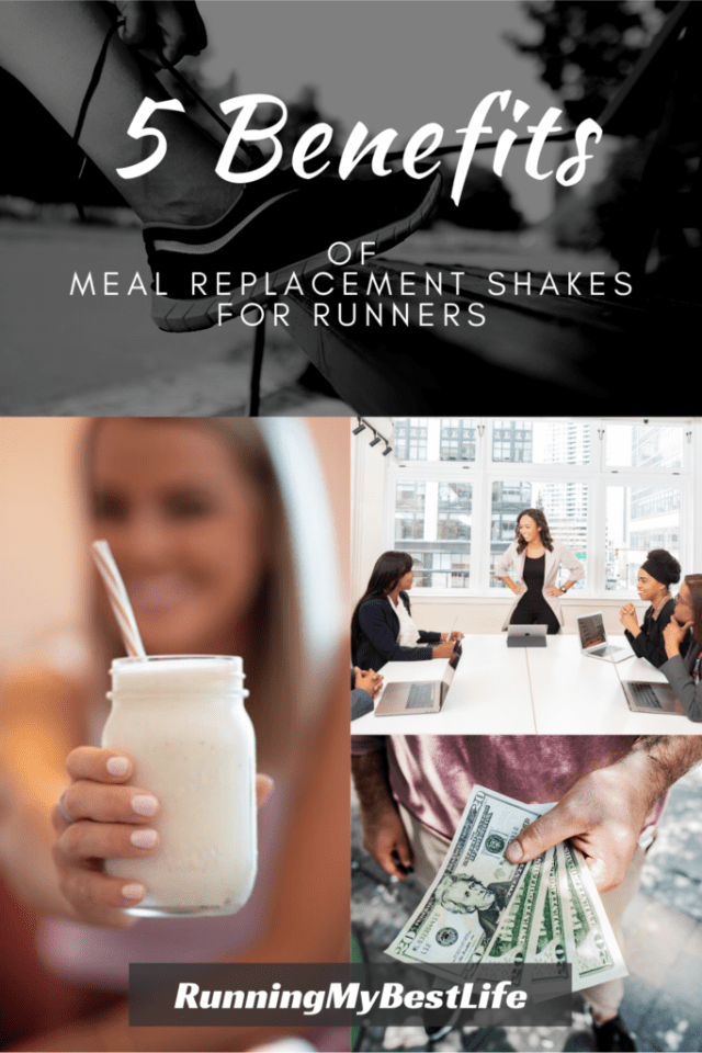5 Benefits of Meal Replacement Shakes for Runners