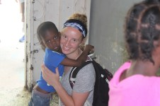 This is Stevenson, I met him at the orphanage. Such a sweet boy who will be moving to Tennessee soon!
