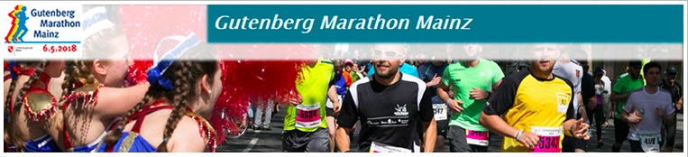 Training Gutenberg Marathon Mainz 2018
