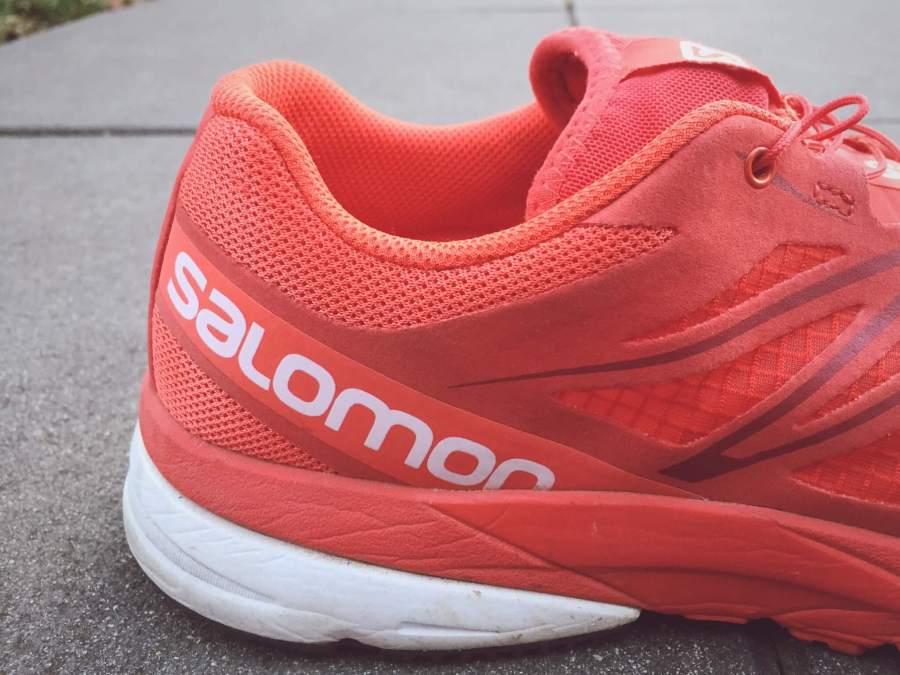 Salomon S-Lab X-Series Heel