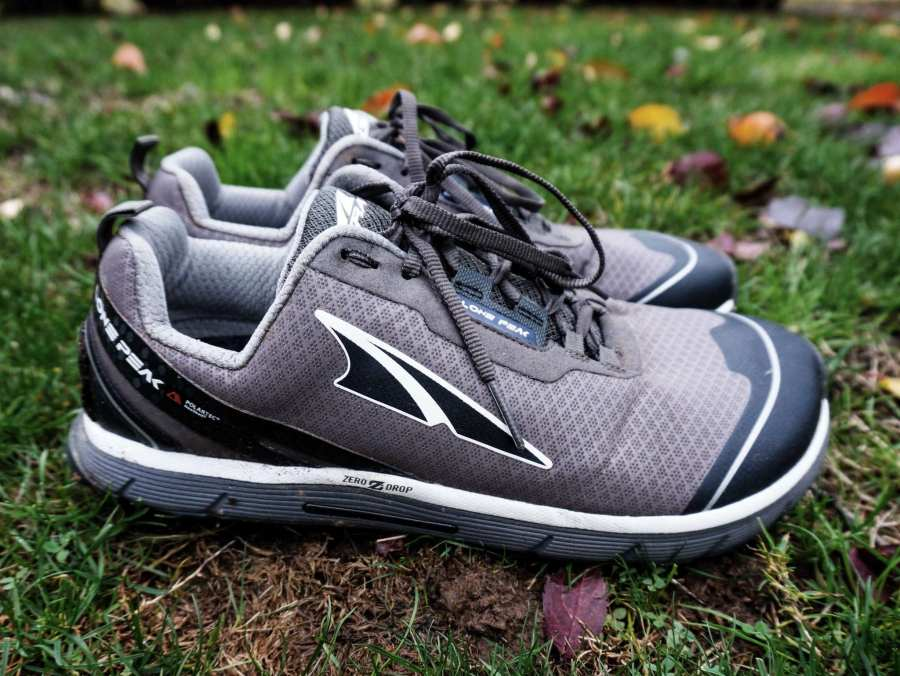 Altra Lone Peak NeoShell side view