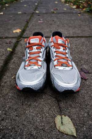 Brooks Ghost 8 GTX Review - Front