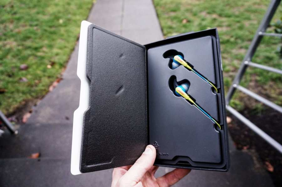 Bose SoundSport - The Package