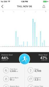 IFit App - Exercise View