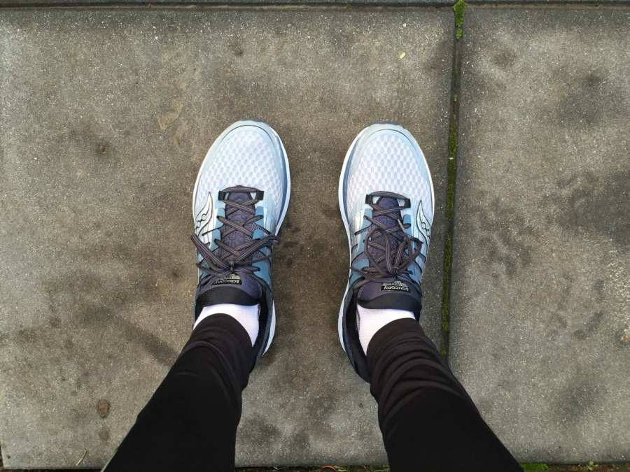 Saucony Triumph ISO 2 - Over Shoes