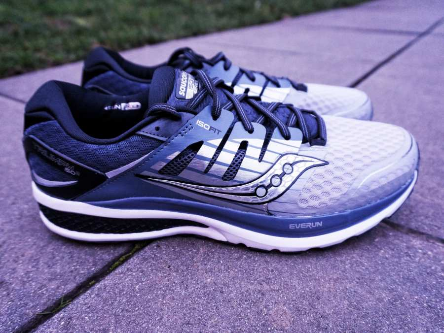 Saucony Triumph ISO 2 - Side