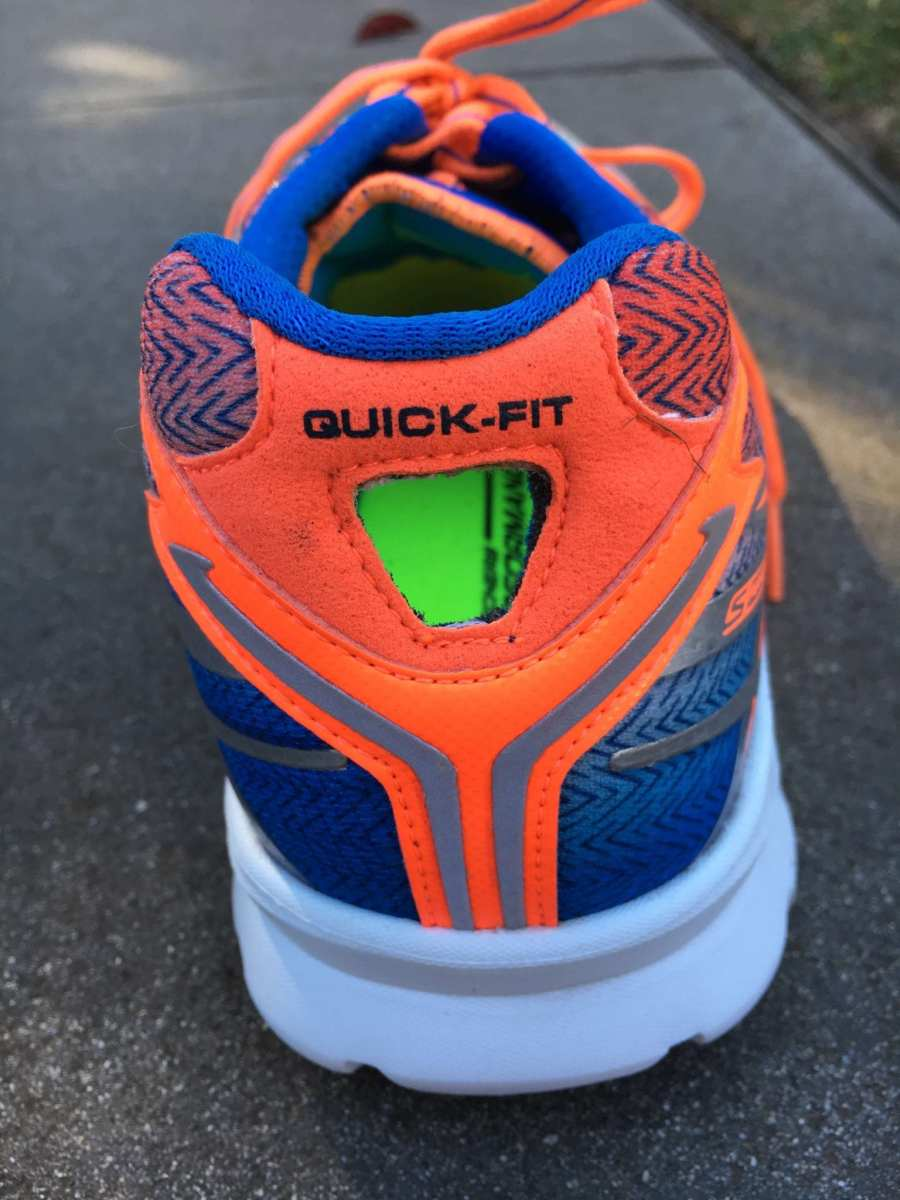 Skechers Gorun4 Rear