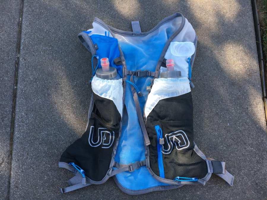 Ultimate Direction SJ Ultra Vest 3 Front