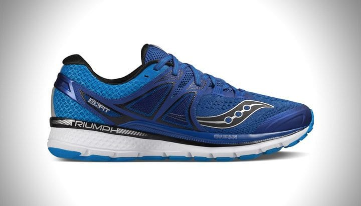 Saucony Triumphy ISO 3 Featured