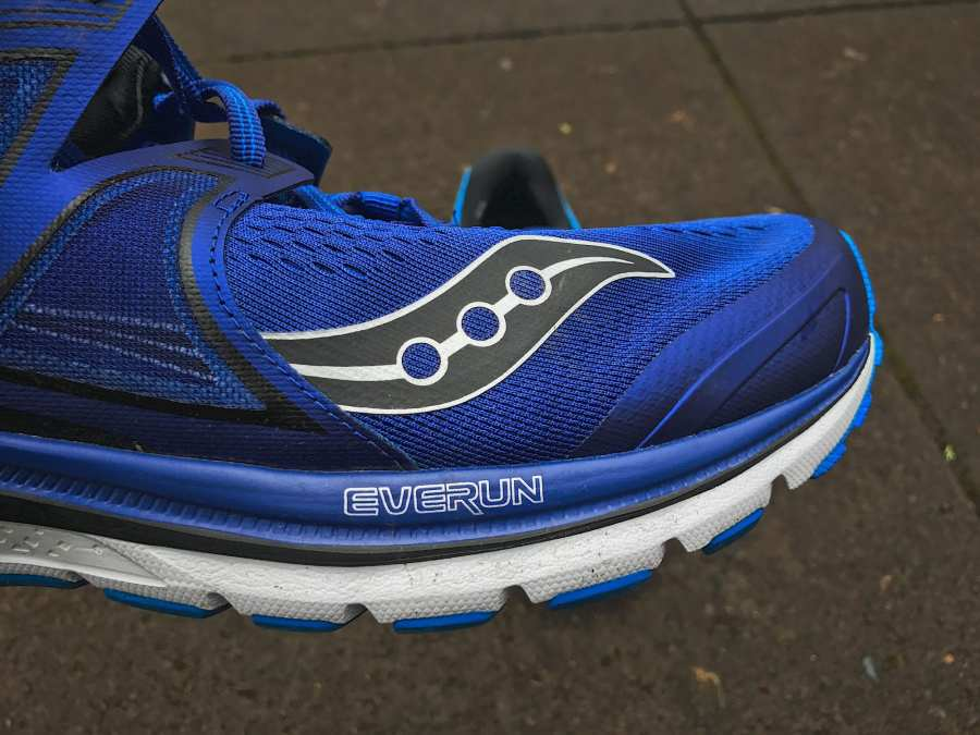 Saucony Triumph ISO 3 Mid Front