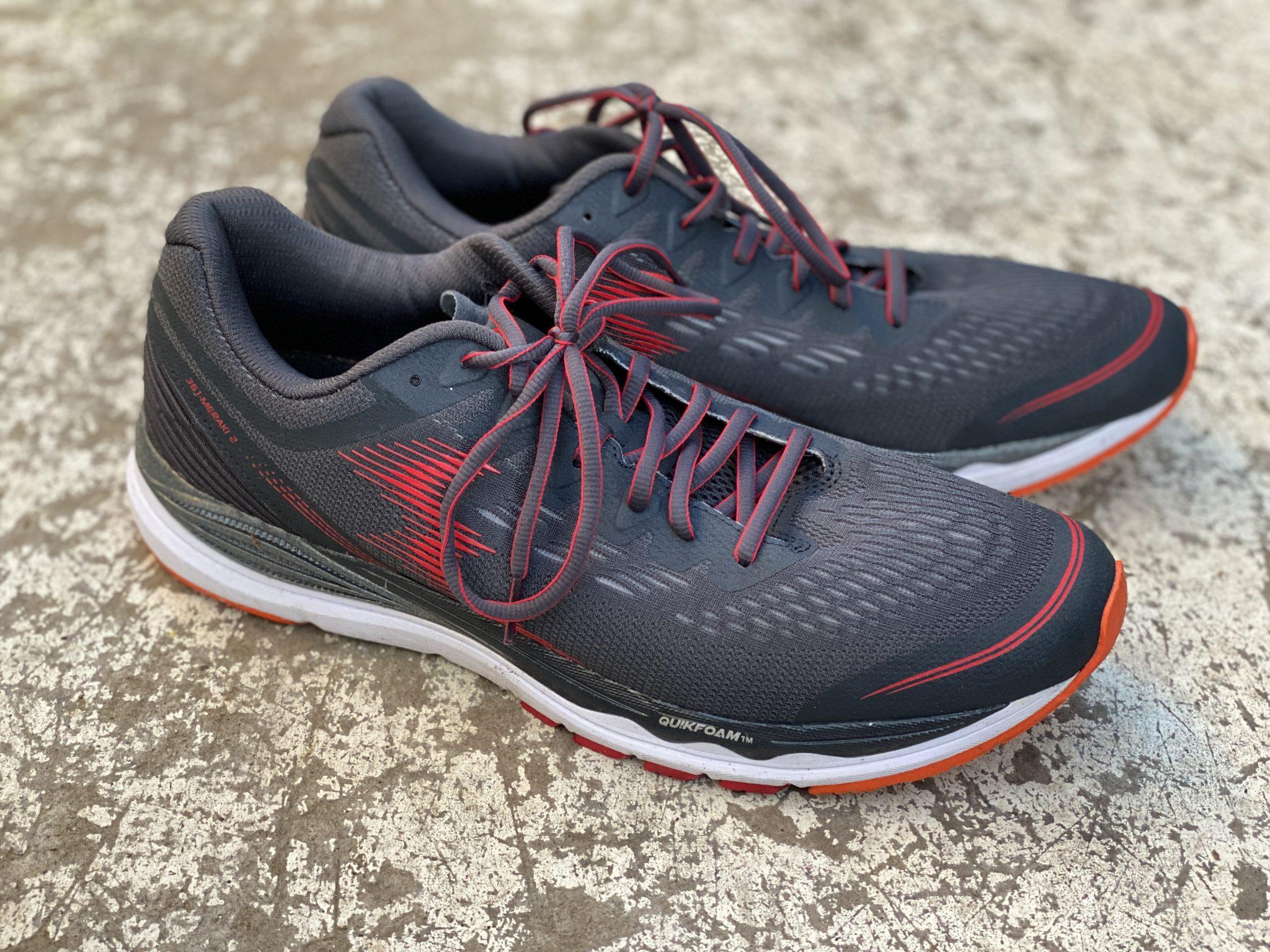 Shoe Review: Asics GEL Quantum 360 Kjører nordvest  Running Northwest