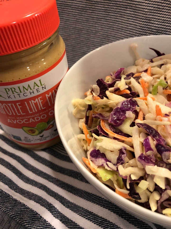 Primal Kitchen Mayo/coleslaw