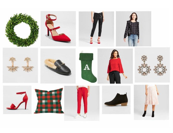 Target Holiday Guide