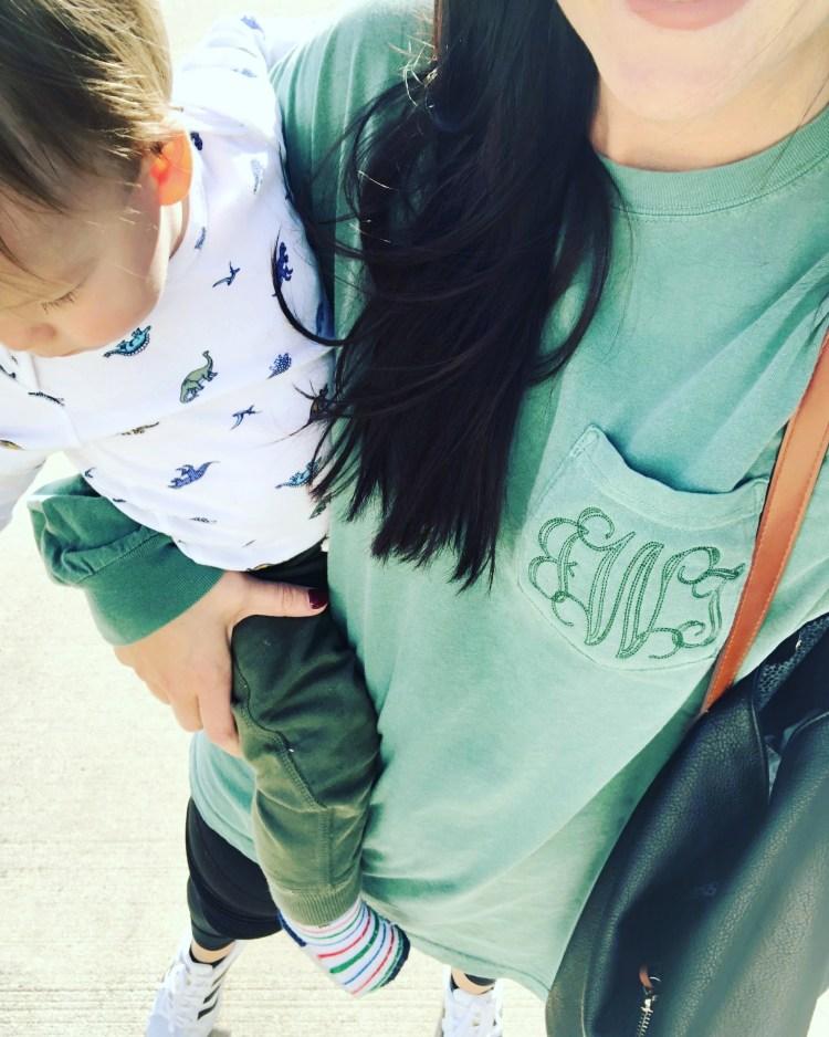 Taggedbytiff shirt