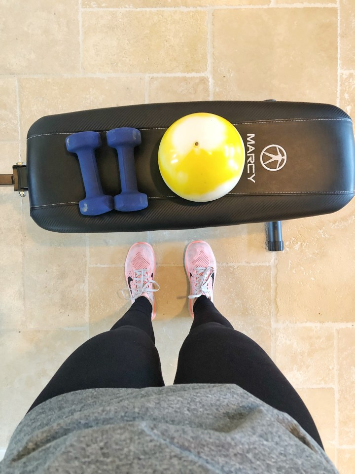 Part 2: Home Workout | BBG Recap Week 7-12