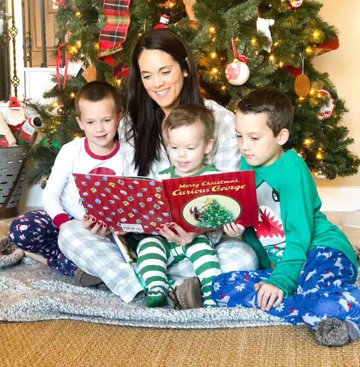 A Children's Storybook Holiday Tradition