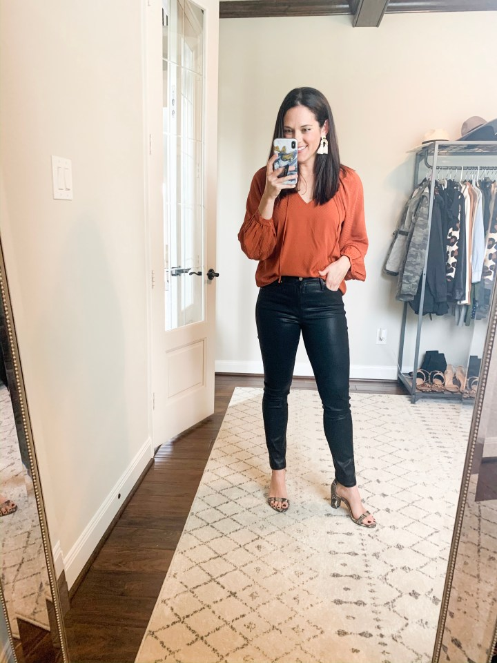 NORDSTROM FALL SALE + OUTFITS LATELY