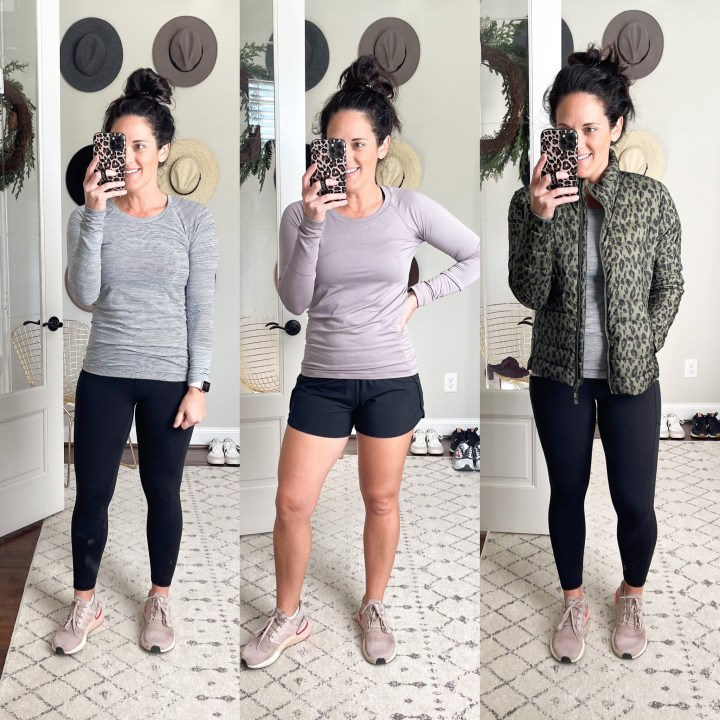 MY FAVORITE WORKOUT WEAR AND ESSENTIALS