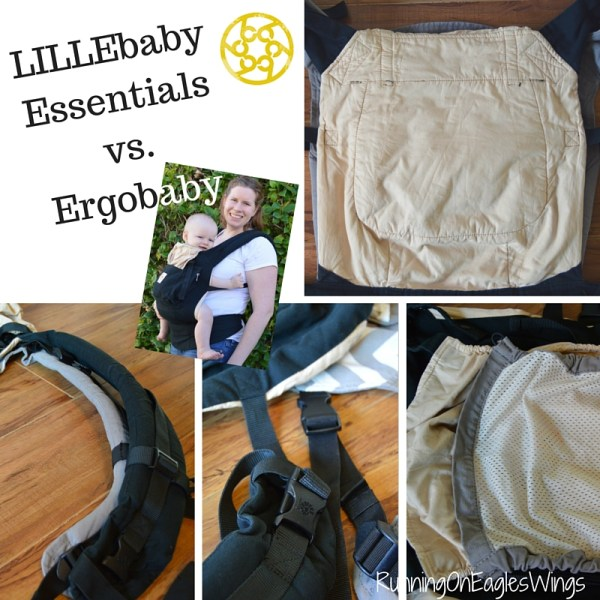 LILLEbaby Essentials vs. Ergobaby carrier