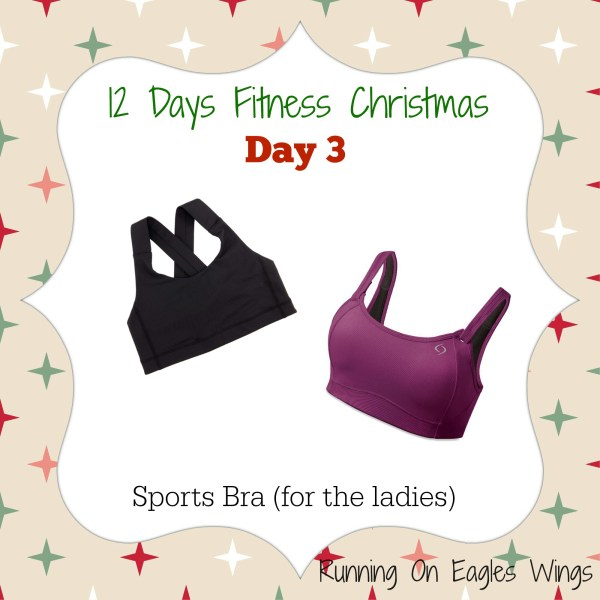 12 Days Fitness Christmas Day 3 - Sports Bra - Moving Comfort - Lululemon